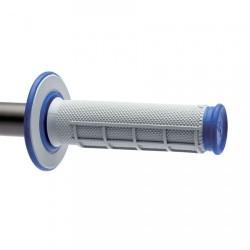 Гумени дръжки Renthal MX Dual - сини