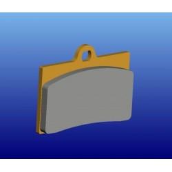 Накладки за спирачки 064 S3