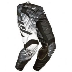 Панталон  Glitch черно-сиви