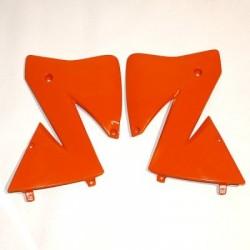 Комплект пластмаси за радиатор KTM EXC (2001-2002)