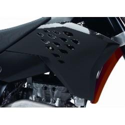 Комплект пластмаси за радиатор KTM SX 07-10 + EXC 08-11