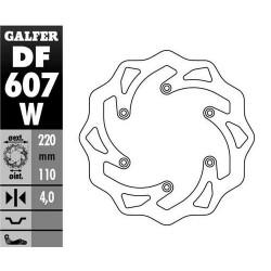 Заден диск за спирачки KTM 607W