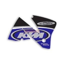 Комплект лепенки KTM EXC/EXCF (2001-2002)