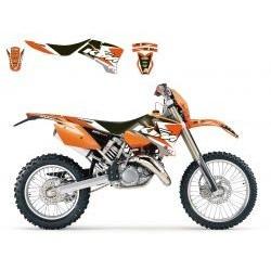 Комплект лепенки за KTM