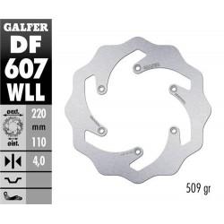 Заден спирачен диск GALFER