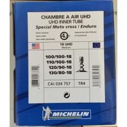 Вътрешна гума 18 ц. -  Michelin