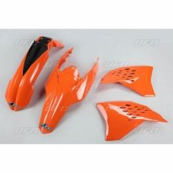 Пълен комплект пластмаси за KTM EXC-EXC-F (2009-2010)