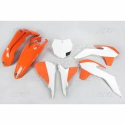 Пълен комплект пластмаси за KTM SXF / SX (2013-2015)