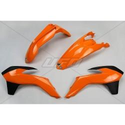 Пълен комплект пластмаси за KTM EXC (2014-2016)