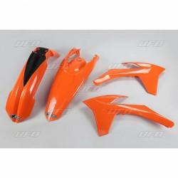 Пълен комплект пластмаси за KTM EXC (2012-2013)