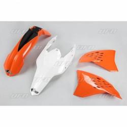Пълен комплект пластмаси за KTM EXC (2011)