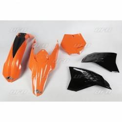 Пълен комплект пластмаси за KTM SXF / SX (2007-2008)