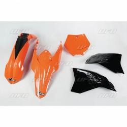 Пълен комплект пластмаси за KTM SX-SXF (2009-2010)