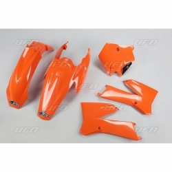 Пълен комплект пластмаси за KTM SX 85 (2006-2010)