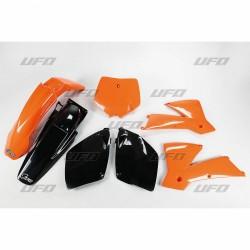 Пълен комплект пластмаси за KTM SX-SXF (2001-2002)