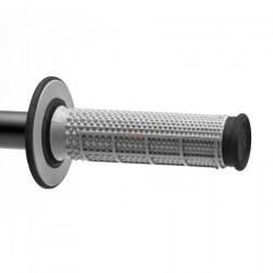 Гумени дръжки Renthal Dual Tapered MX - сиви