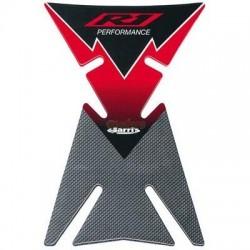 Протектор за резервоар Yamaha R1 - червен