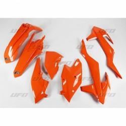 Пълен комплект пластмаси за KTM EXC - EXC-F 17-19