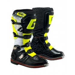 Ботуши GAERNE GX-1 GoodYear White-Black-Yellow