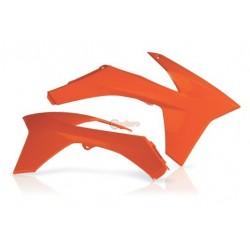 Комплект пластмаси за радиатор на КТМ SX / EXC