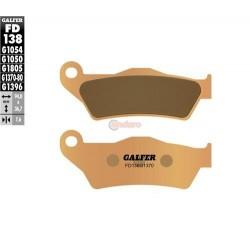 Накладки за спирачки GALFER FD138