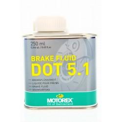 Спирачна течност Motorex BRAKE FLUID DOT 5.1