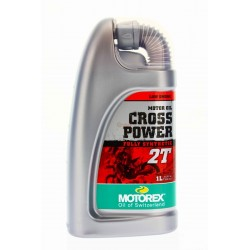Масло Motorex CROSS POWER 2T