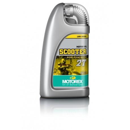 Масло Motorex SCOOTER 2T