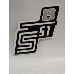 SIMSON емблеми за страничен капак