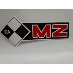 Емблема за резервоара ETZ/MZ
