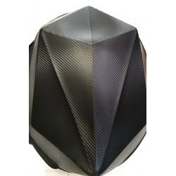 Раница мото за гръб - карбон