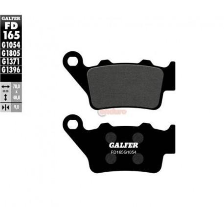 Накладки за спирачки GALFER FD165