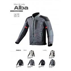 Яке LS2 ALBA MAN JACKET DARK GREY BLACK