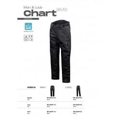 Панталон LS2 CHART EVO MAN PANT BLACK
