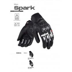 Ръкавици LS2 SPARK MAN GLOVES BLACK