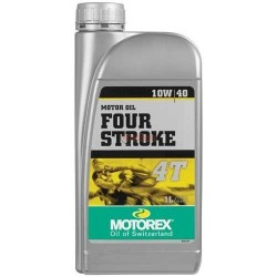 Масло Motorex Four Stroke 4T 10W/40