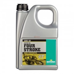 Масло Motorex Four Stroke 4T 15W/50