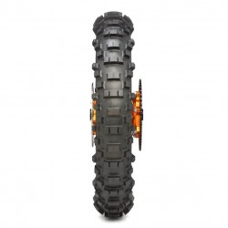 Външна гума Metzeler 6 Days Extr. 140/80-18 70M TT Rear SUPERSOFT