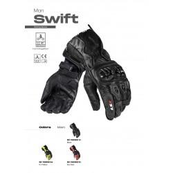 Ръкавици LS2 SWIFT RACING GLOVES BLACK