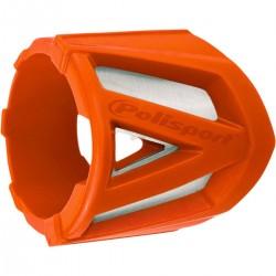 Протектор за заглушител 220/230 Оранжев