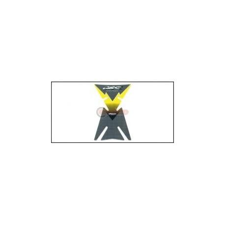 Протектор за резервоар Honda CBR - жълт