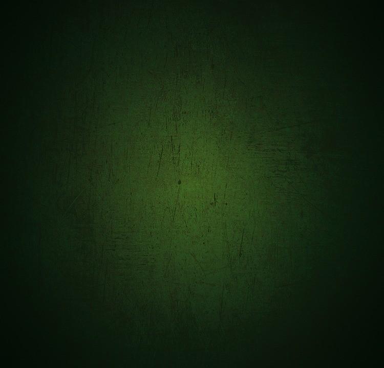 Черно - зелено